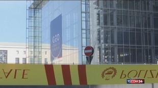 G20, Roma blindata: massima attenzione per le proteste no Green pass