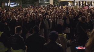 """Gb, droga per stupro: migliaia di donne manifestano contro """"spiking"""""""