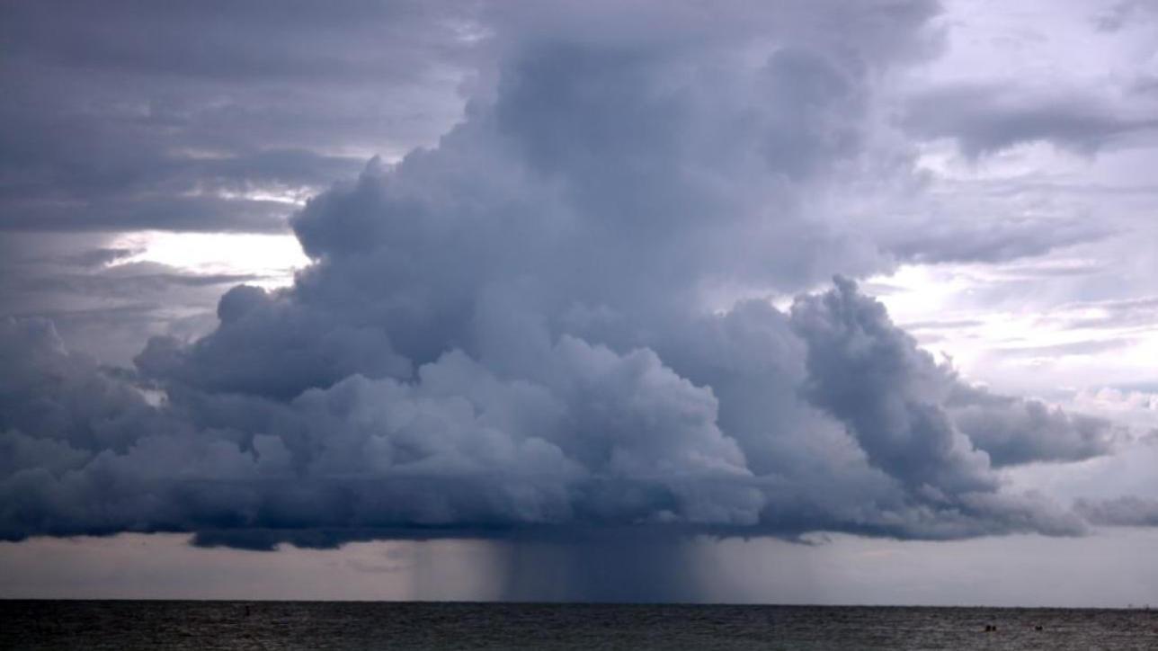 Forte maltempo con rischio nubifragi al Sud